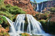 cascades Ouzzoude