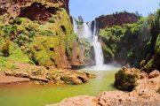 Ouzoud Waterfalls Morocco