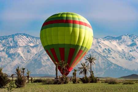montgolfiere marrakech