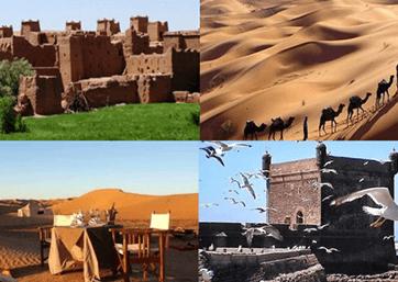circuit sud maroc